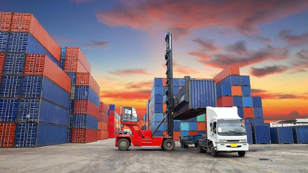 intermodal logistics