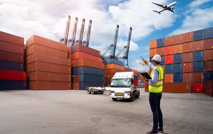 terminal logistics services